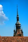 крыла башни Стоковые Изображения RF