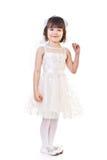 крыла девушки ангела маленькие Стоковые Изображения RF