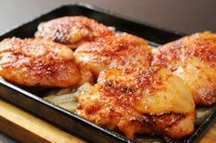 крыла цыпленка стоковое изображение rf