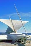 крыла calatrava открытые Стоковые Фотографии RF