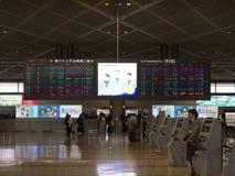 Крыло авиапорта Terminal1 Narita южное Стоковое Фото