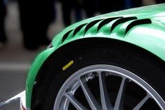 крыло автомобильной гонки Стоковые Фото