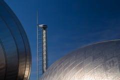 крыло башни Стоковое Фото