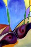крыло волны лета дня бабочки Стоковое Фото