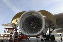 крыло двигателя Стоковая Фотография RF