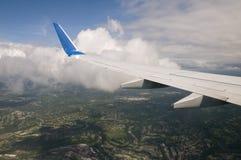 крыло двигателя Стоковые Изображения RF