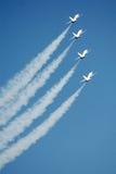 крыло самолет-истребителей Стоковое Изображение