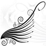 Крыло свирли Faery Стоковые Изображения RF