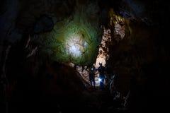 Крымская пещера Стоковое Изображение RF
