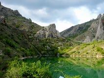 крымский ландшафт Стоковые Изображения
