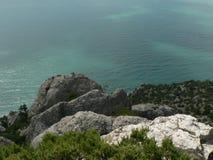Крымский полуостров Стоковое Изображение
