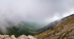 крымский туман Стоковое Изображение