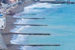 Крым, залив Sudak Стоковое фото RF