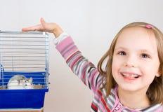крыса детских игр Стоковое Изображение