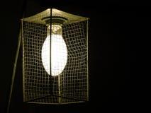 Крытая лампа Стоковое Фото