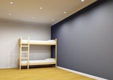 Крытая жилая комната Стоковая Фотография RF