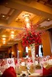 Крытая сцена свадьбы Стоковое Изображение RF