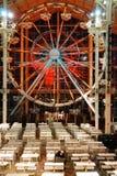 Крытое колесо Ferris на моле палисадов Стоковые Изображения RF