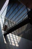 Крыто самомоднейшего здания Стоковая Фотография