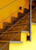 крытые лестницы Стоковая Фотография RF