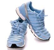 крытые новые ботинки Стоковое фото RF
