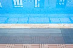 Крытый бассейн стоковое фото rf