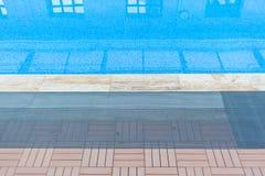 Крытый бассейн стоковое фото