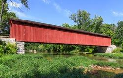 Крытый мост катаракты Стоковые Изображения RF