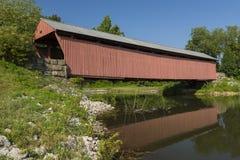 Крытый мост Мильтона Стоковая Фотография RF