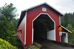 Крытый мост офиса Стоковая Фотография