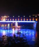 Крытый мост Стоковые Изображения RF