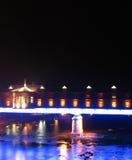 Крытый мост Стоковое фото RF