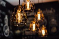 Крытый свет Стоковые Фото