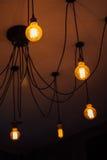 Крытый свет Стоковые Изображения RF