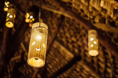 Крытый свет Стоковая Фотография RF