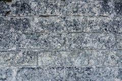 Крыть черепицей черепицей старая каменная стена как космос предпосылки и экземпляра Стоковая Фотография