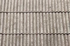 Крыша азбеста Стоковые Фотографии RF