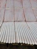 крыша амбара старая стоковое изображение rf