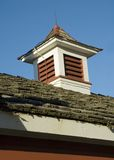 крыша амбара стоковое фото