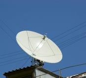 крыша антенны Стоковые Фото