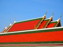 Крыша архитектуры искусства Стоковое Изображение RF