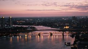 крыша Бангкок стоковые изображения