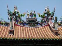 крыша богов Стоковые Фотографии RF