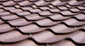 Крыша Брайна толя металла стоковые изображения