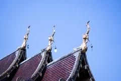 Крыша виска стоковые фотографии rf