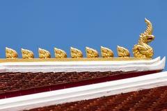 Крыша виска стоковые фото