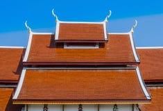 Крыша виска Стоковое Изображение