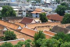 Крыша виска Стоковое Изображение RF