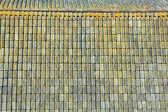 Крыша в Porto, Португалии Стоковые Фотографии RF