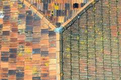 Крыша в Porto, Португалии Стоковое Изображение